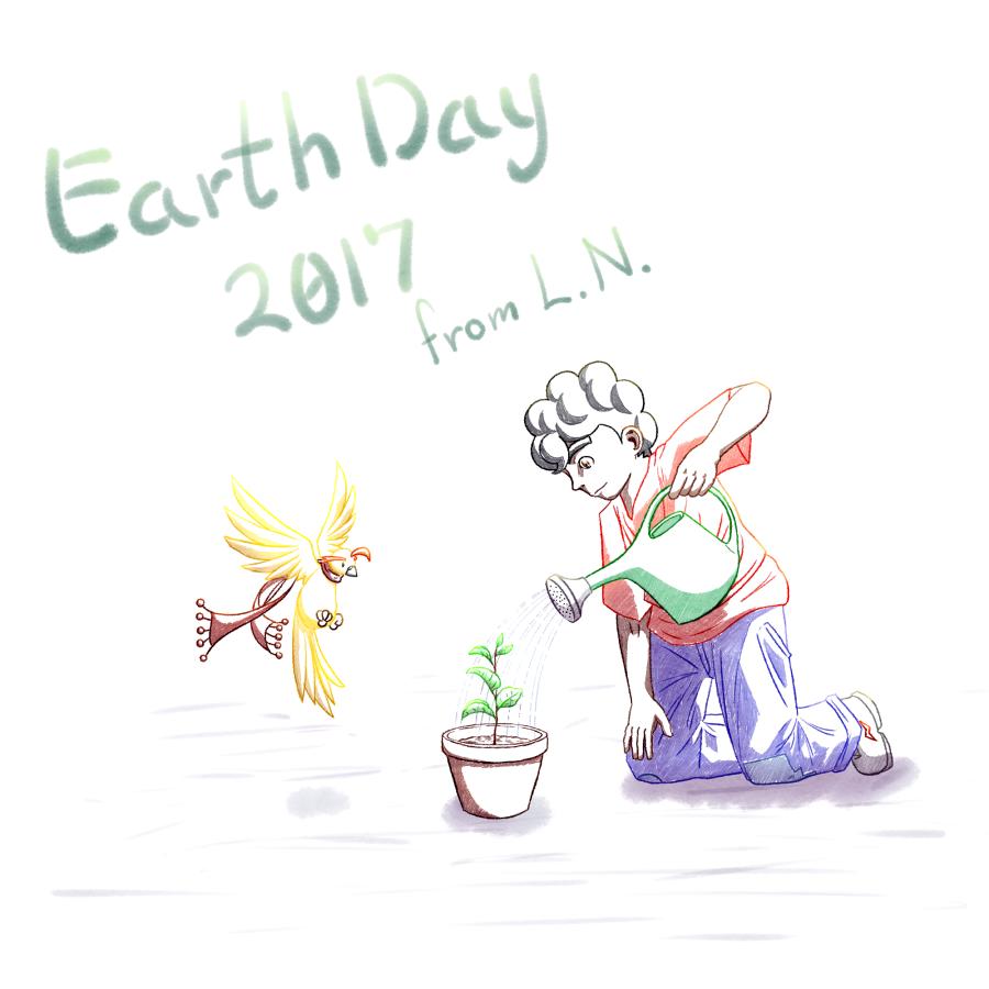 Earth Day promo 2017 900x