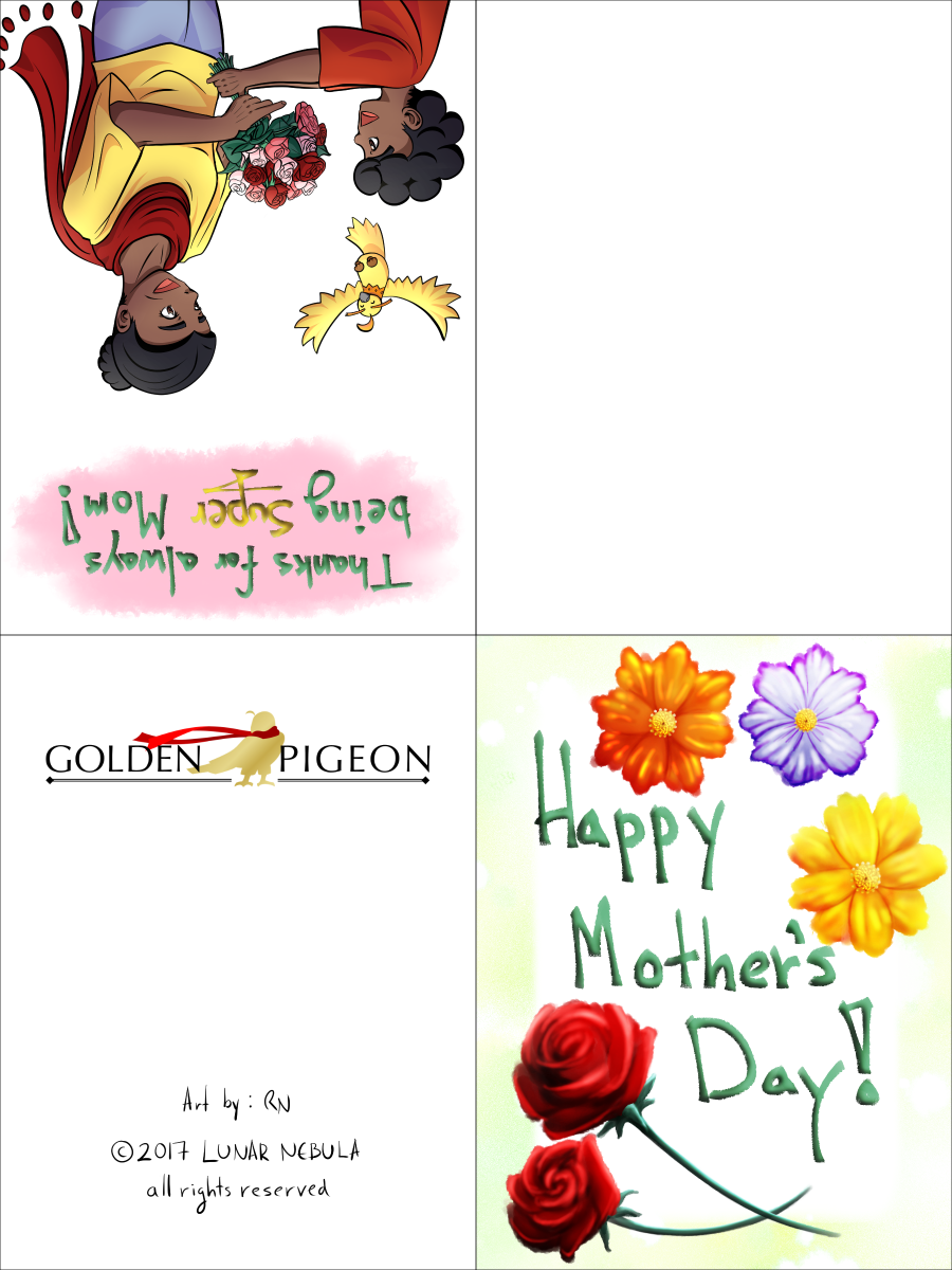 Mother Day Card Full